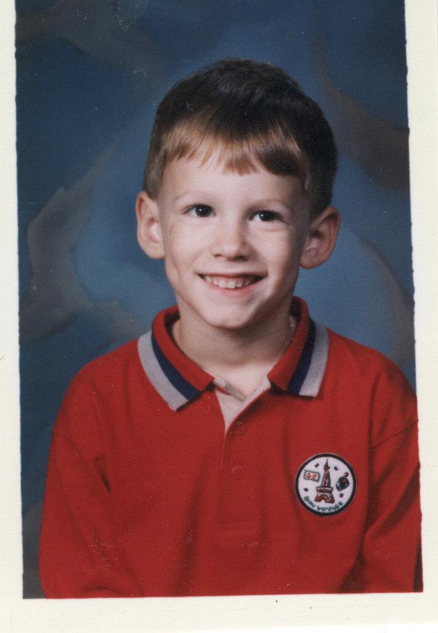 1b.Kindergarten 92-93
