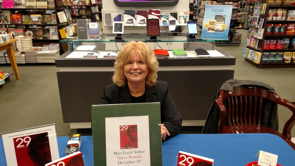3. My signing at Barnes and Noble Dec (5)